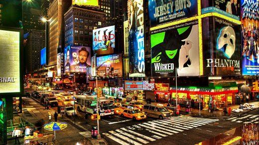 New York City Broadway