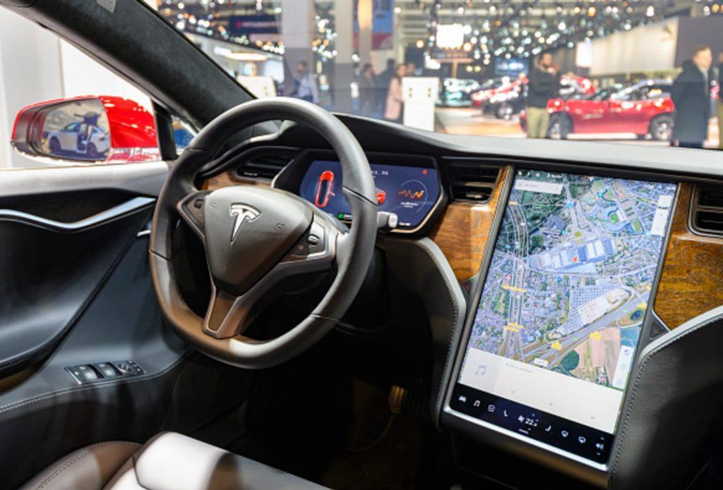 The US Tesla Model S