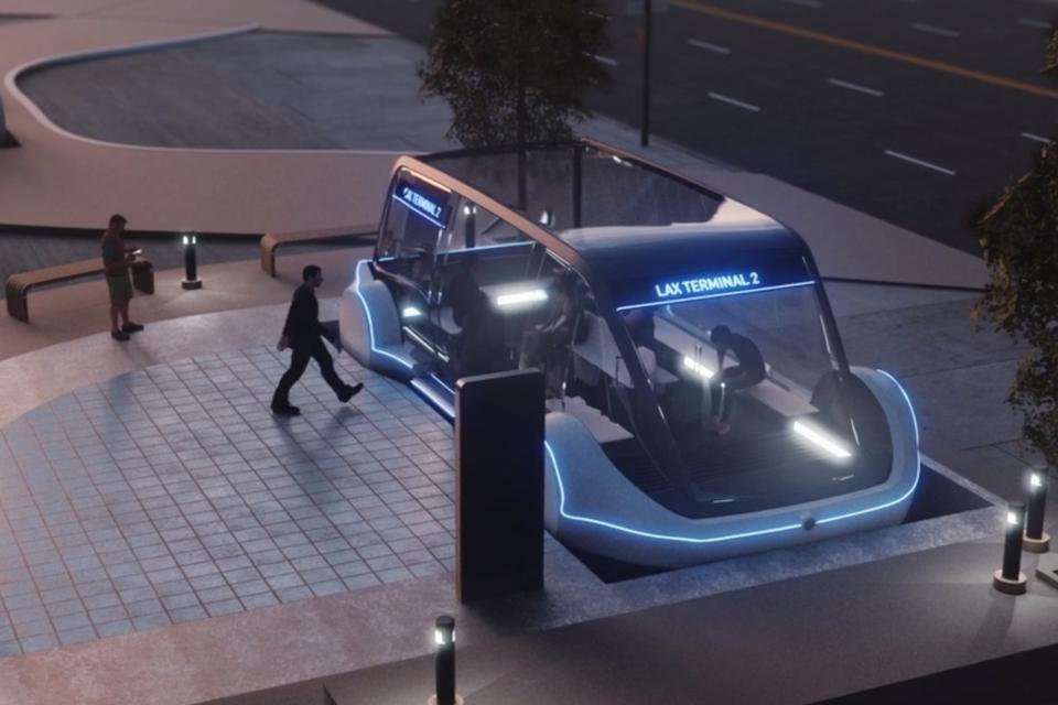 Elon Musk's Las Vegas