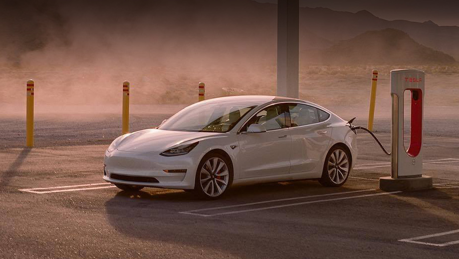 Tesla Elon Musk's