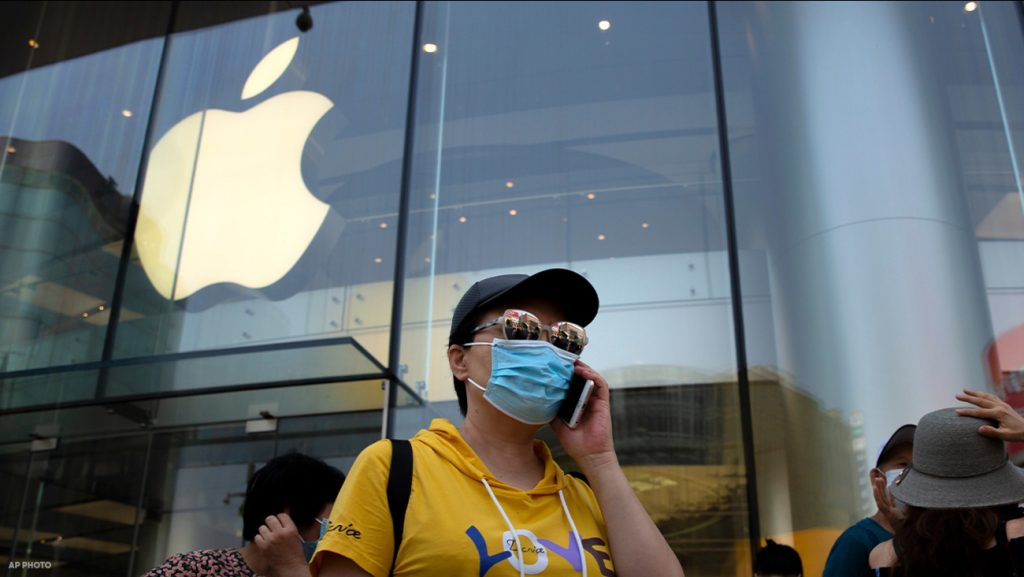 Apple to re-close seven stores in Houston because of Covid-19 spikes