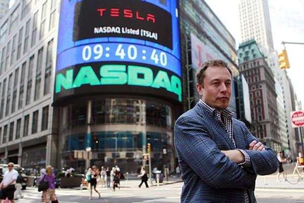 Tesla IPO