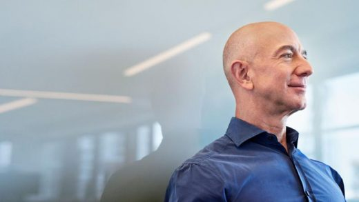 Jeff Bezos, founder and CEO of Amazo