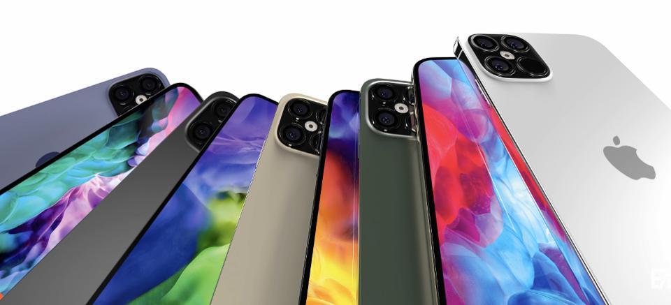 Apple iPhone 12 renders based on multiple leaks