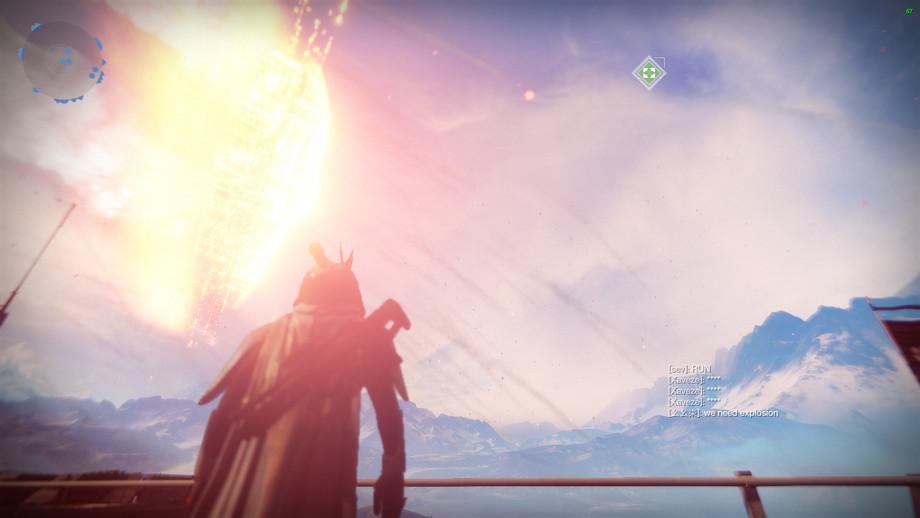 Destiny Fortnite
