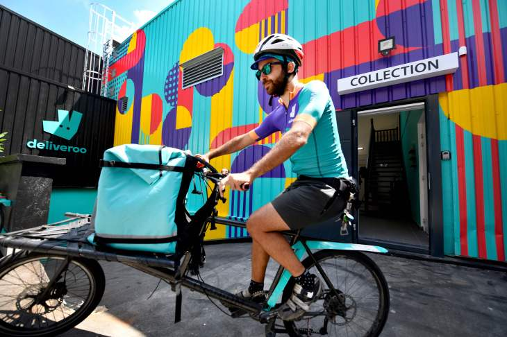 Amazon is one step closer to taking a 16% stake in UK food delivery from Deliveroo