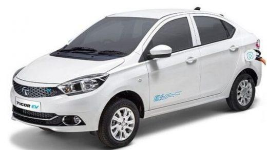 Tata Tigor EV electric car