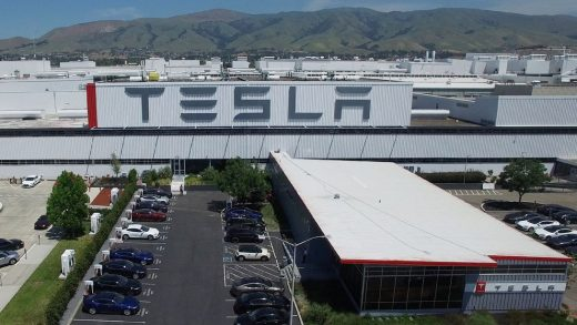 Tesla employees are holding a Juneteenth rally at the company's California factory