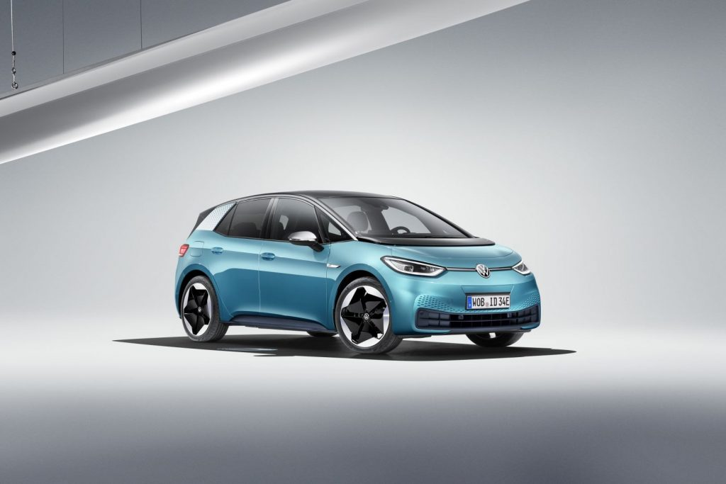 Golfs, VW Electric Cars