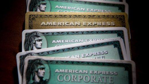 American Express China