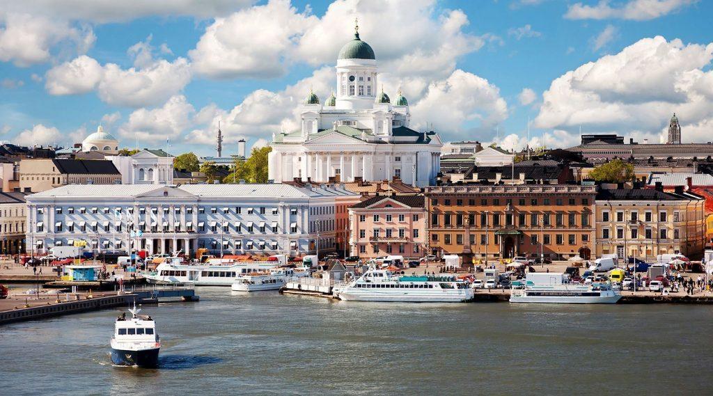 Finland's COVID-19