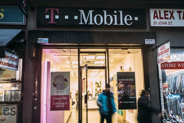 SoftBank T-Mobile