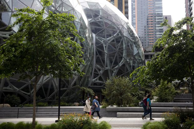 Amazon is launching a $2 billion fund to invest in climate technologies