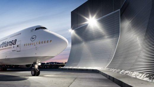 Lufthansa's Australia