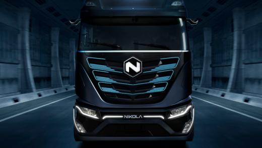 Electric Truck Nikola