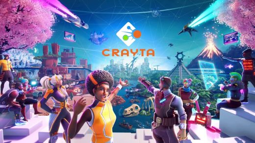 Google Stadia lets you share a URL to your very own game worlds with Crayta, coming July 1st