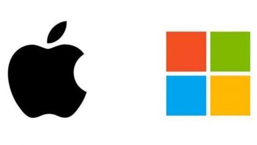 Microsoft Apple App Store