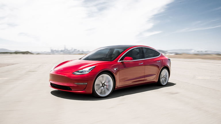 2020 Tesla Model 3 (Standard Range Plus)