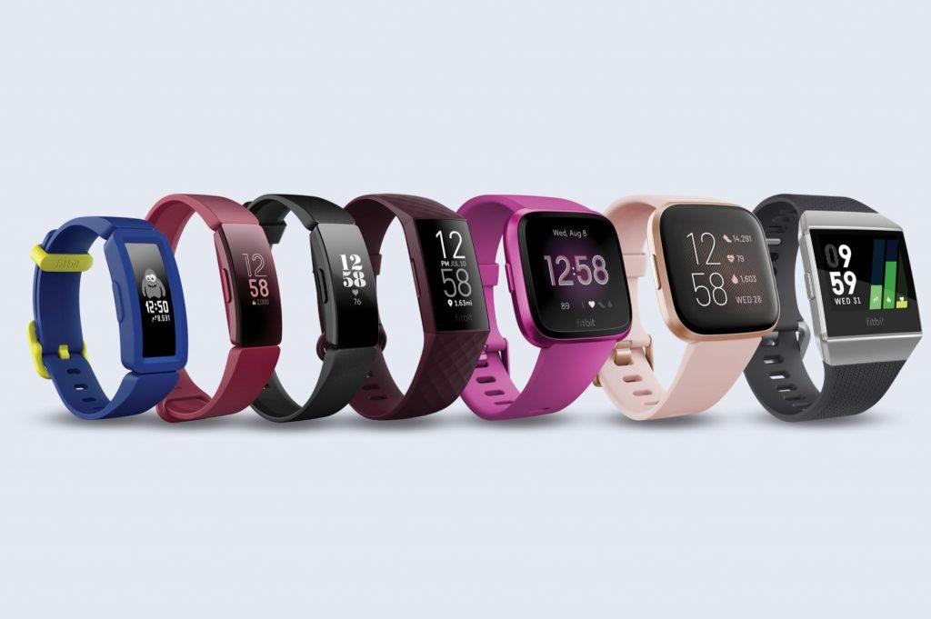 Fitbit Australia Alphabet