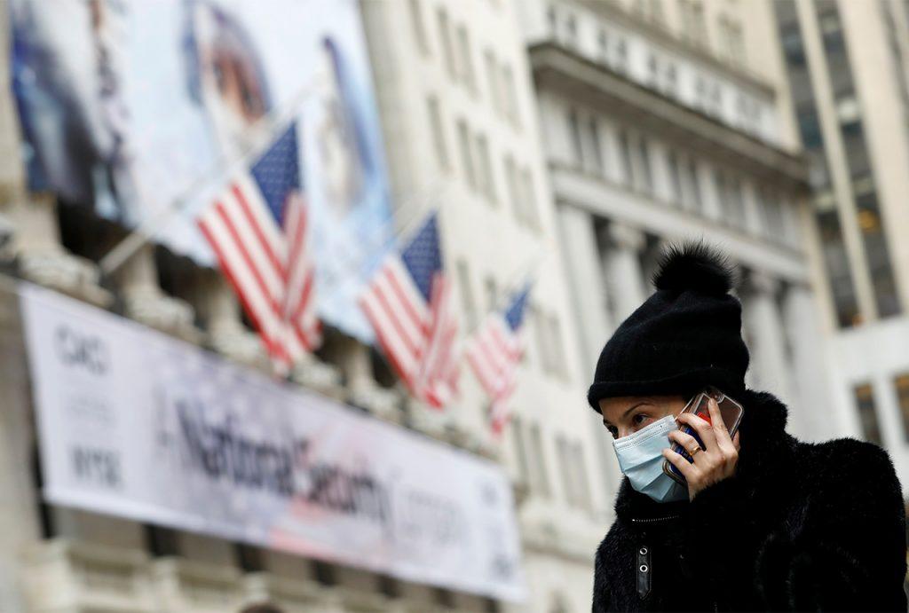 Coronavirus Goldman Sachs U.S USA