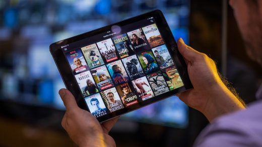 UBS Netflix