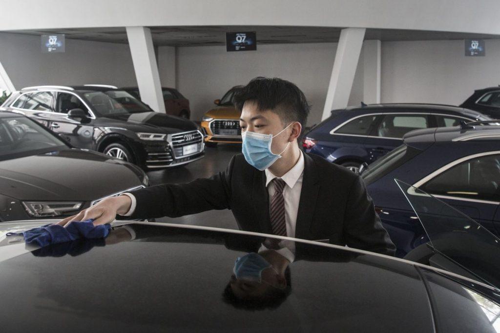 Tesla captures bigger chunk of China EV market
