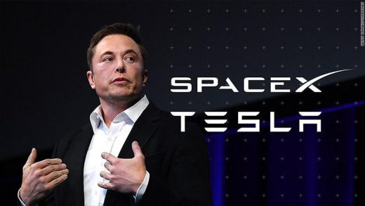 SpaceX Elon Musk's
