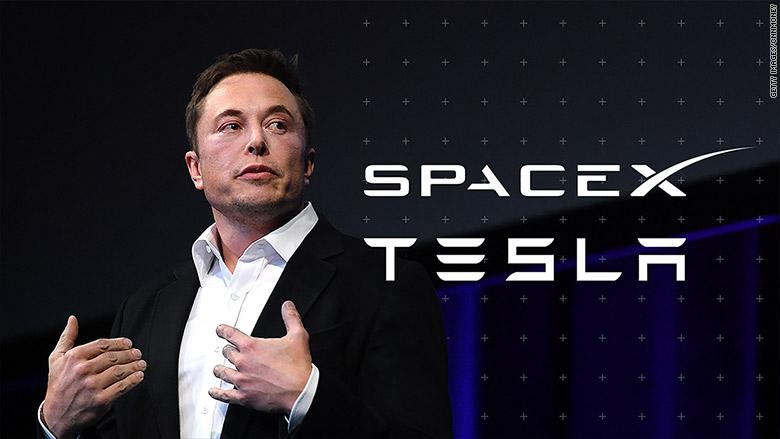SpaceX Elon Musk's