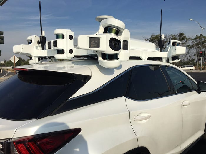 Both Cruise and Waymo are heavy users of laser-radar, or Lidar, technology.