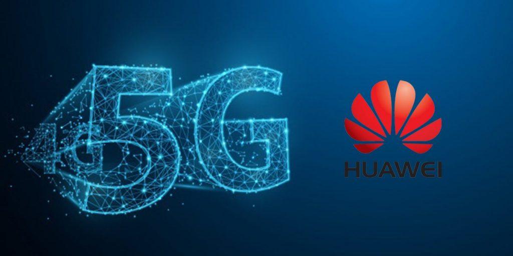 Huawei 5G British