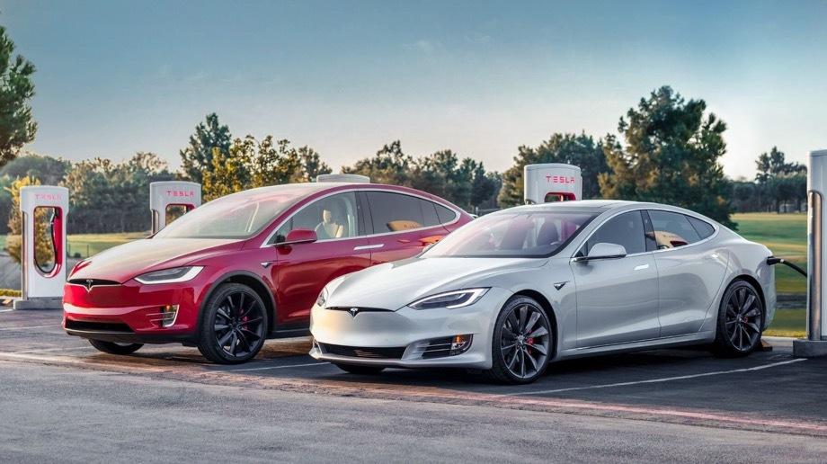 Tesla and Toyota