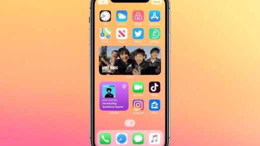 iOS 14's public beta is rolling out today