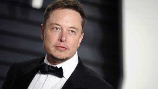 Elon Musk's SpaceX Tesla Oklahoma