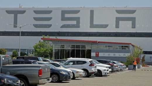 New Tesla registrations in California nearly halved in the second quarter, data shows