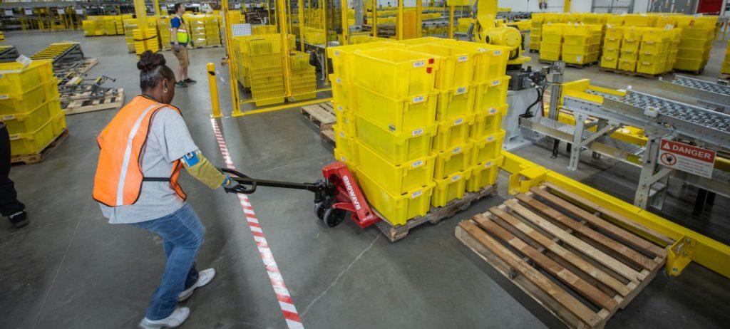 Amazon launches neighborhood health clinics for warehouse workers
