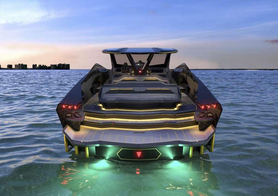 Lamborghini's Yacht
