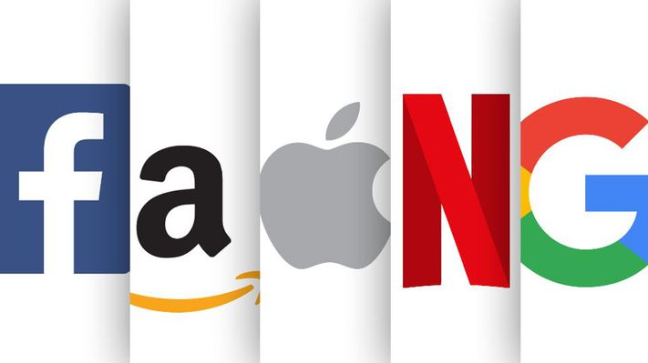 Facebook Amazon Apple Netflix Google