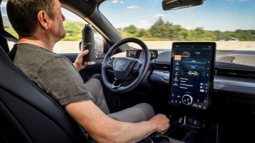 Intel's Mobileye and Ford sign deal on next-generation driving technology