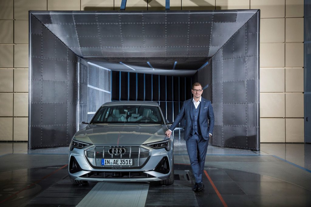 CEO Audi Markus Duesmann