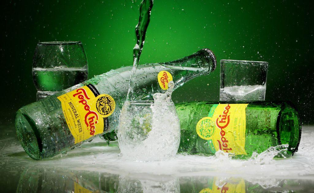 Coca-Cola Topo Chico  Latin America U.S.