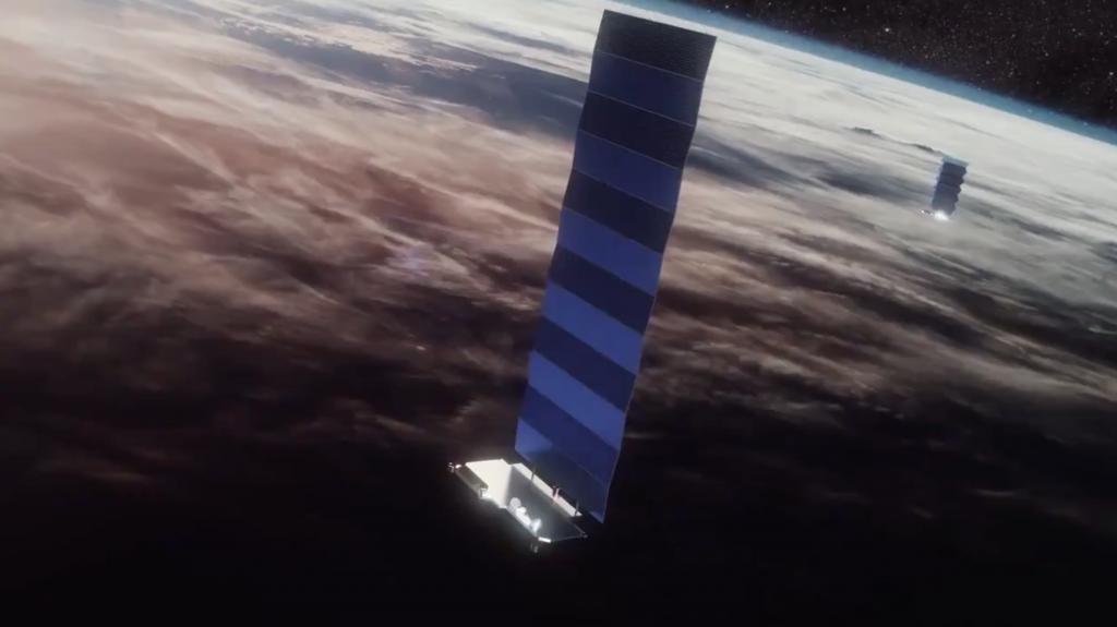 OneWeb Elon Musk's Starlink