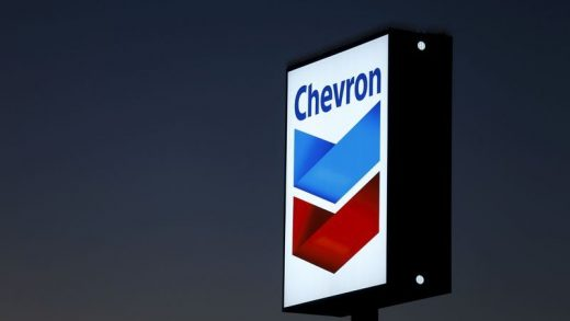 Chevron Noble Energy