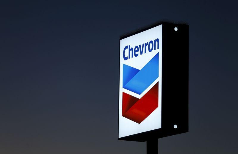 Chevron Noble Energy