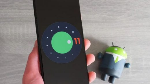 Google video Android 11