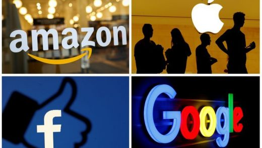 Antitrust hearing with CEOs of Facebook, Amazon, Google, and Apple rescheduled to Wednesday