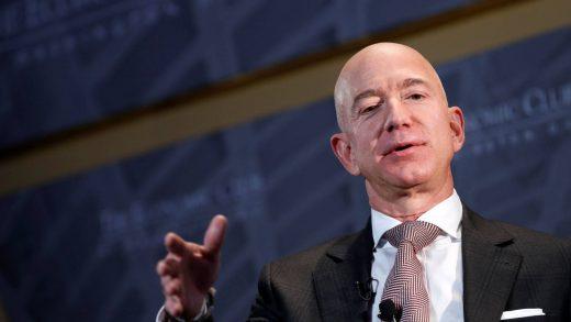 Jeff Bezos's Bloomberg