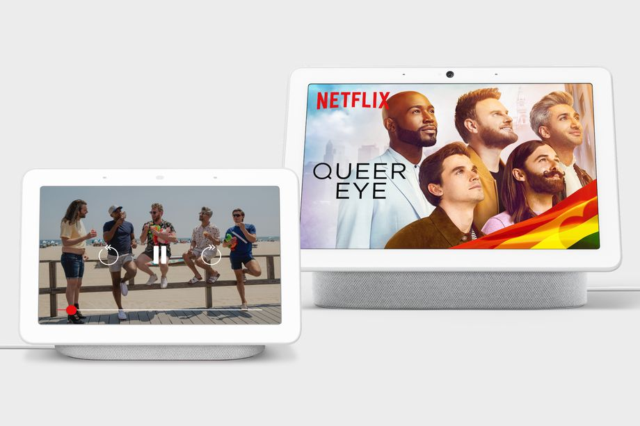 Netflix is now available on Google's Nest Hub and Nest Hub Max