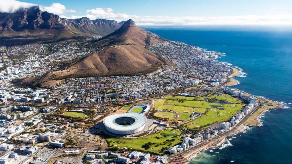 South Africa International Monetary Fund