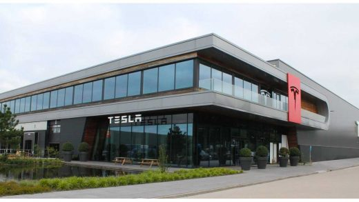 Tesla Office