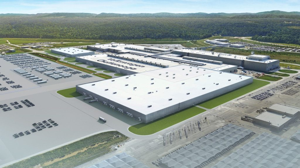 Volkswagen Chattanooga EV expansion